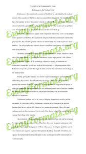 Example Of Good Argumentative Essay Argumentative Essay Examples College