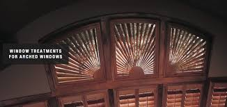 blinds shades u0026 shutters for arched windows stockton and folsom ca