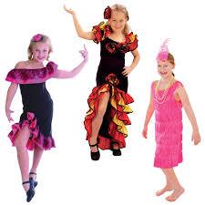 knicks city dancer halloween costume childrens dancer fancy dress costumes spanish flapper