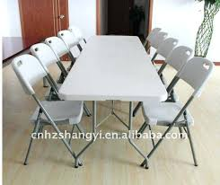 White Plastic Dining Table Dining Table Marble White Plastic Folding Dining Table Chairs