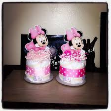 mouse baby shower centerpieces