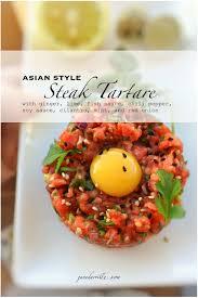 tartare cuisine style steak tartare recipe simple tasty
