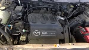 mazda tribute 05 2002 mazda tribute 3 0l engine with 69k miles youtube