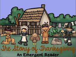 thanksgiving story of thanksgiving for kindergarten