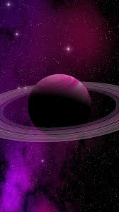 saturn sky pink i love papers at80 space planet saturn star art illustration purple