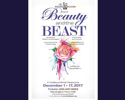 beauty and the beast town 10 or 18 for beauty and the beast a pantomime tradition at