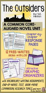 10 best the outsiders resources images on pinterest middle