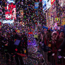 new year s in times square events city of new york