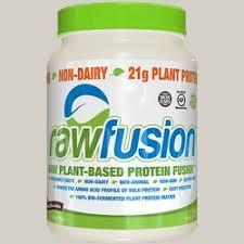 san rawfusion san rawfusion plant based protein chocolate 2 lb 30