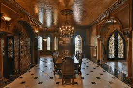 Grand Dining Room The Castle House Amazing Photos