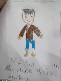 the funniest children u0027s drawings on the internet daily mail online