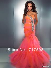 awesome prom dresses mermaid prom dresses 2016 with multi colored and embroidered
