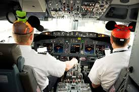 Alaska pilot travel centers images Alaska airlines pilots rob abrom and andrew blank prepare the jpg