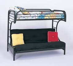 Black Metal Futon Bunk Bed Coaster Futon Bunk Bed High Gloss Black Kitchen