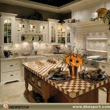 Photos Of Country Kitchens Contemporary French Country Kitchen Cabinets Uses Glass Front