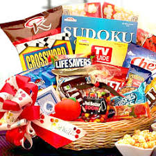 feel better soon gift basket feel better talking