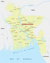 India Map With Cities bangladesh map blank political bangladesh map with cities