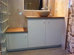 meuble cuisine dans salle de bain meuble de salle de bain diy