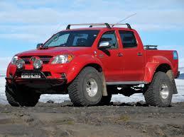 badass trucks arctic trucks toyota hilux at44 most badass mf ing truck ever