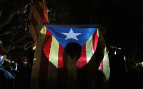 Estelada Flag Pro Independence Catalans To Protest In Barcelona The Times Of