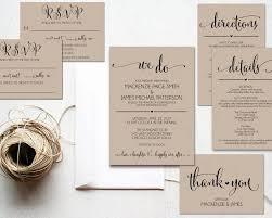 cheap rustic wedding invitations rustic wedding invitations pdf wally designs