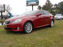lexus burgundy 2006 lexus is 250 auto city sc myrtle beach auto traders