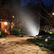 Landscape Lighting Pics by Solar Spotlights 2 In 1 Waterproof Outdoor Landscape Lighting 9