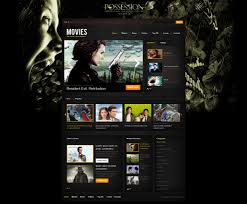 internet movie database drupal template 44056