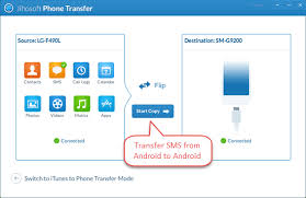 how to transfer photos from android to android how to transfer sms from android to new android phone