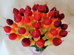 fruit bouquets gourmet bouquet serving branson delicious fruit veggie