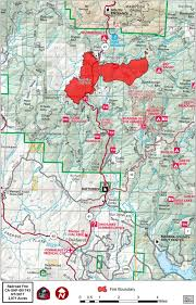 Ca Wildfire Map 2014 by Railroad Fire Moves Into Nelder Grove Of Giant Sequoias Sierra