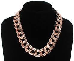 rose tone necklace images Usa made necklace 3133 18 f necklaces ajraefields jpg