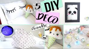 Photo De Chambre De Fille Ado by Diy Deco Chambre Pas Chere Room Decor Francais Youtube