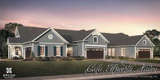 epcon communities floor plans communities franchising announces new duplex and triplex model floor