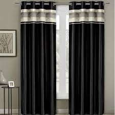 Contemporary Blackout Curtains Modern Bedroom Curtains Amazon Com