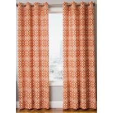 Burnt Orange Curtains Burnt Orange Curtains Wayfair