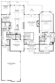3 bedroom 3 bath house plans house plan 98267 luxury ranch plan with 2498 sq ft 3 bedrooms