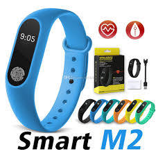 health bracelet images M2 smart watch fitness tracker heart rate monitor waterproof jpg
