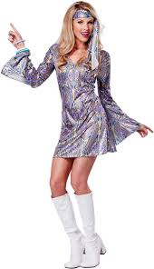 70 Halloween Costumes Shimmery 70 U0027s Disco Dance Groovy Halloween Costume