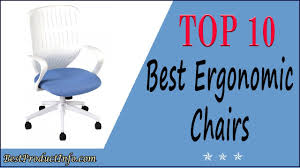best ergonomic chair 10 best office other ergonomic chairs