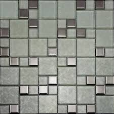 crystal glass tiles brushed patterns bathroom wall tile plated