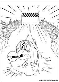 turbo coloring pages coloring book