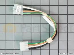 whirlpool wp2187464 ice maker wire harness partselect