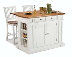 Kitchen Island With Bar Stools by Furniture Movable Kitchen Island With Barstool And Pendant Lamp