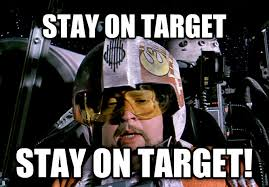 Reddit Meme Generator - livememe com stay on target