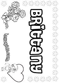brittany coloring pages hellokids