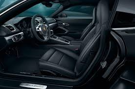 porsche cayman 2015 black 2016 porsche cayman black edition revealed