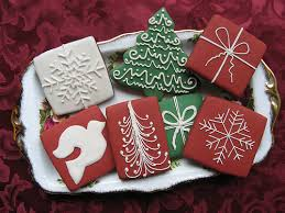 gift cookies christmas tree and gift shaped cookies pictures photos and