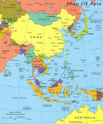 map of aisa asia and australia map getplaces me