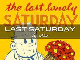 the last thanksgiving cartoon copy of last saturday by aleloveladygaga